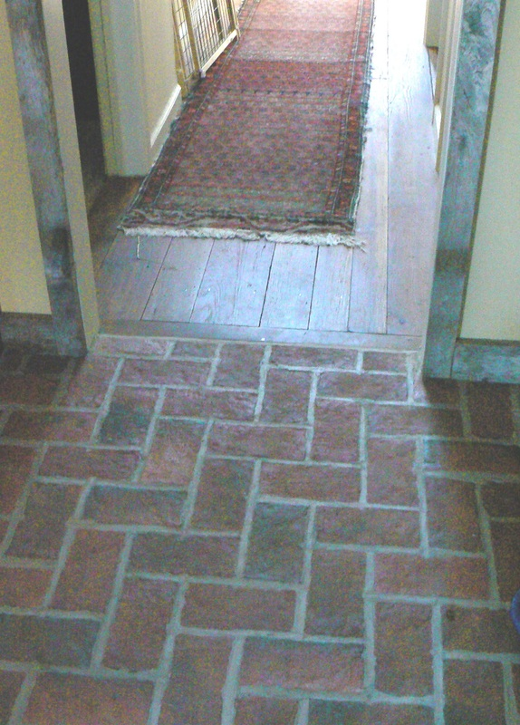 Entryways And Hallways Inglenook Brick Tiles Brick