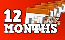 Meses do ano em inglês – Months of the Year