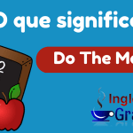 Aprenda a expressão – Do The math