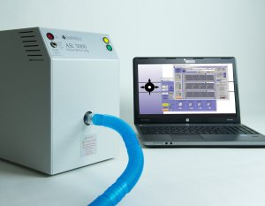 The ASL 5000 is an essential instrument for product development and quality control in the respiratory device industry.