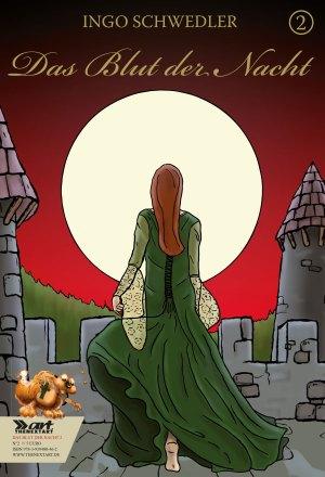 Das Blut der Nacht Teil 2 Vampir Comic