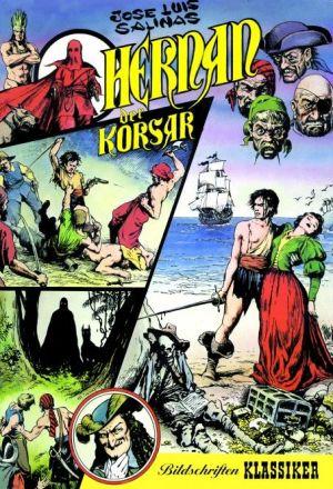 Hernan der Korsar - Cover