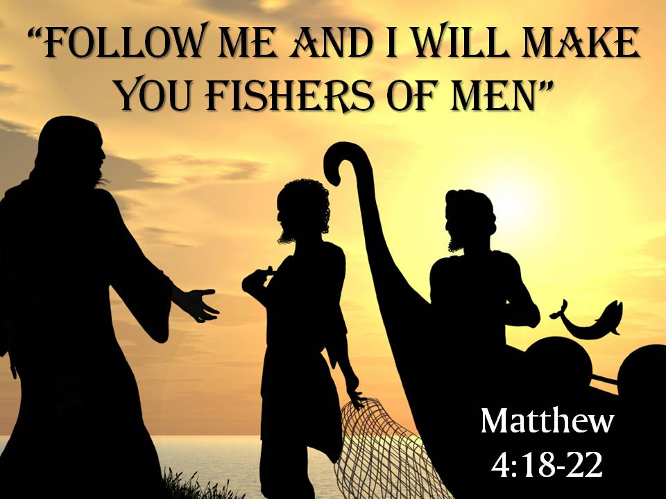 Verse Man Fishers Bible