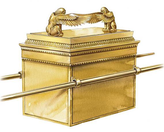 Image result for tabernacle cherubim