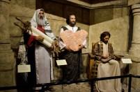 Isaiah, Moses, and David