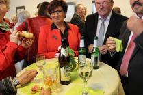2. Bürgermeister Peter Hirsch, Hepberg, mit Frau.