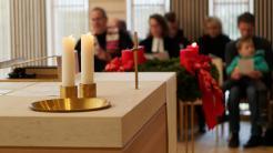 Gottesdienst für Klein und Groß - 1. Advent - Dietrich-Bonhoeffer-Kirche Kösching