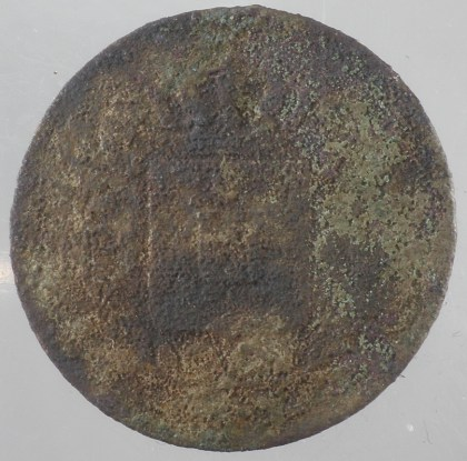 1844 - 1 Pfennig Königreich Bayern (Ludwig I Maximillian II) 2