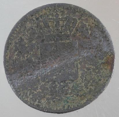 1860 - 1 Pfenning Königreich Bayern (Maximilian II) 2