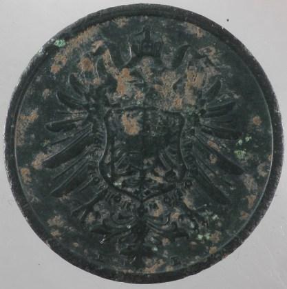 1875 - 2 Pfennig E 2