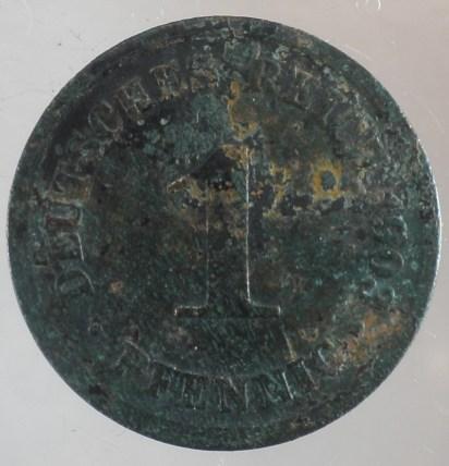 1903 - 1 Pfennig D