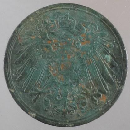 1909 - 1 Pfennig A 2