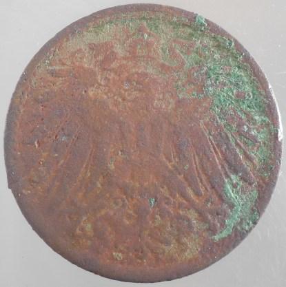 1913 - 10 Pfennig