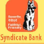 Syndicate Bank recruitment 2018 Assistant General Manager 02 posts