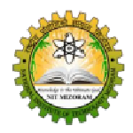 NIT Mizoram Recruitment 2020 Project Assistant 01 Post