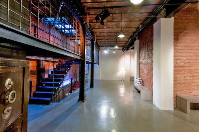 Alquiler de espacios y salas para eventos barcelona ingracia for Alquiler de locales en madrid centro para fiestas