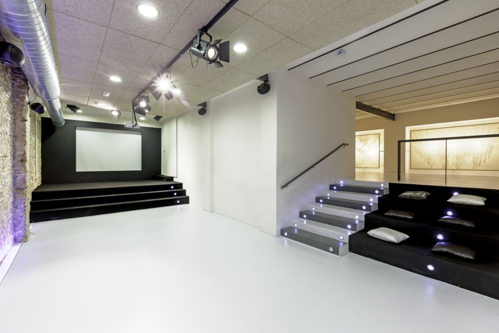 alquiler de espacios y salas para eventos barcelona ingracia