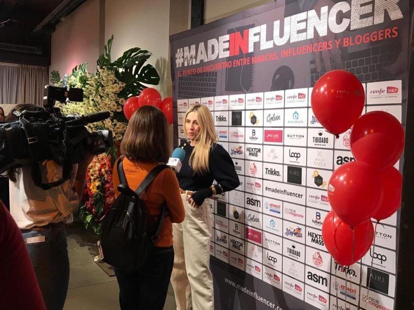 Event #madeinfluencer a Ingracia