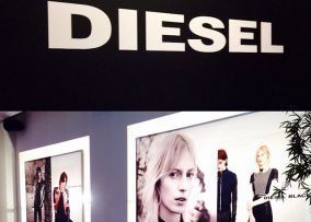 DIESEL SHOWROOM