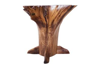 Chestnut Oak Dining Table without Glass top 04