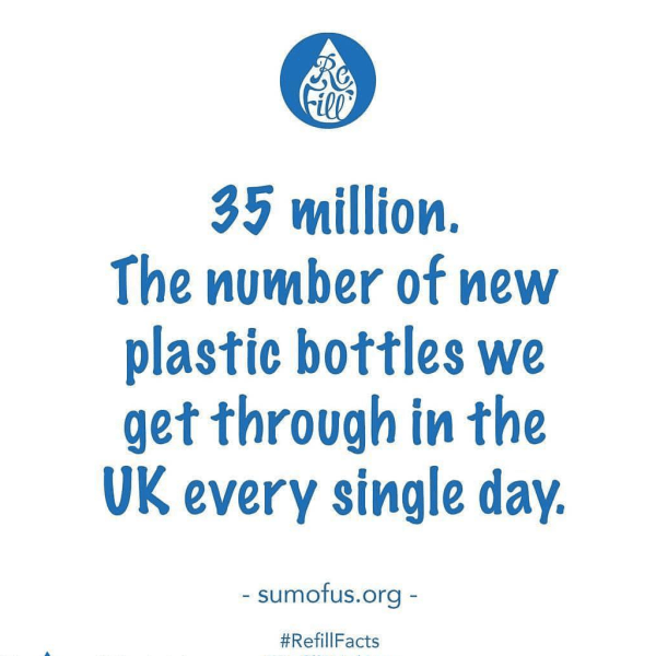 35 Million Plastic Bottles