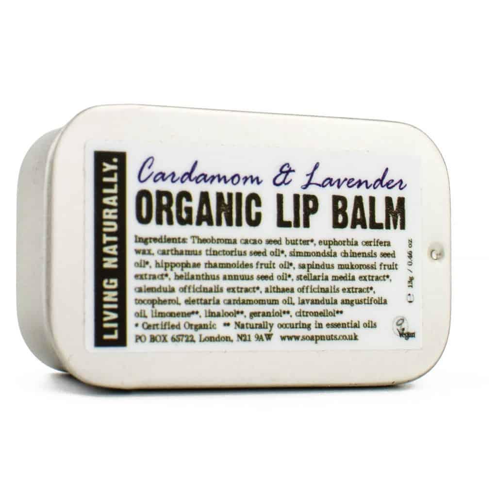 Living Naturally Organic Lip Balm