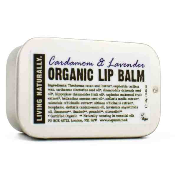Living Naturally Organic Lip Balm