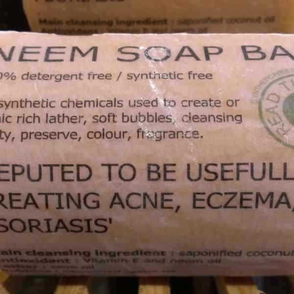 Neem Soap Bar