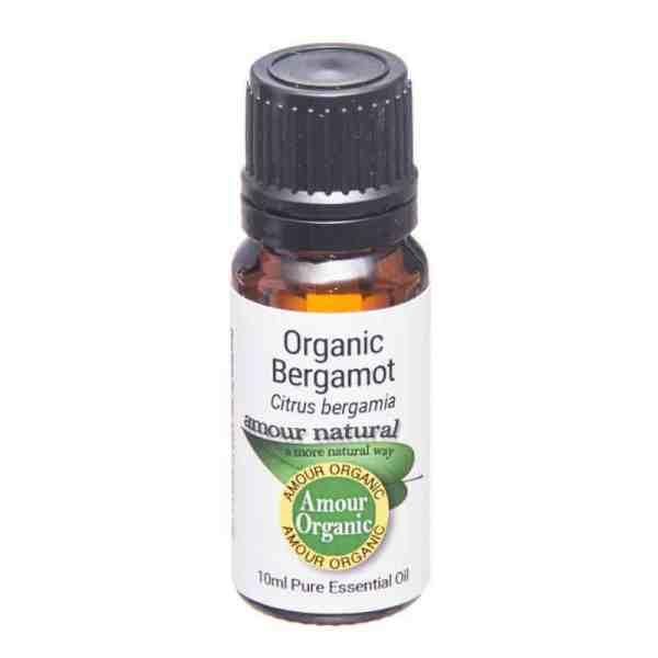 Organic Begamot