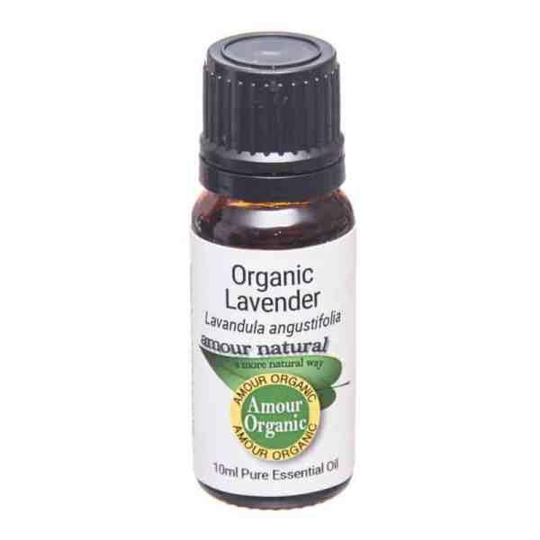 Organic Lavender Essential Oils