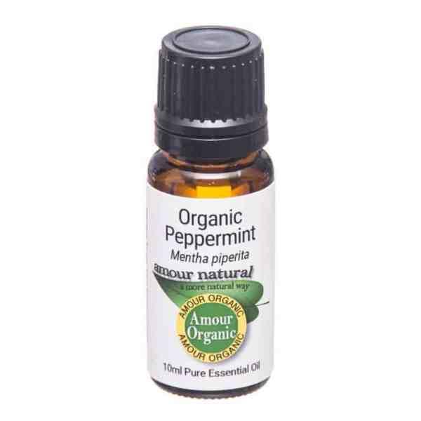Organic Peppermint Essential Oils