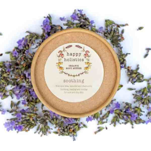 Happy Holistic Soothing Body Butter