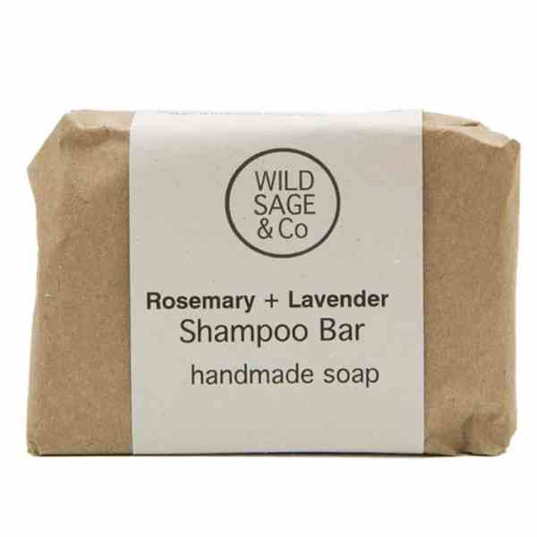 Wild Sage & Co Shampoo Bar