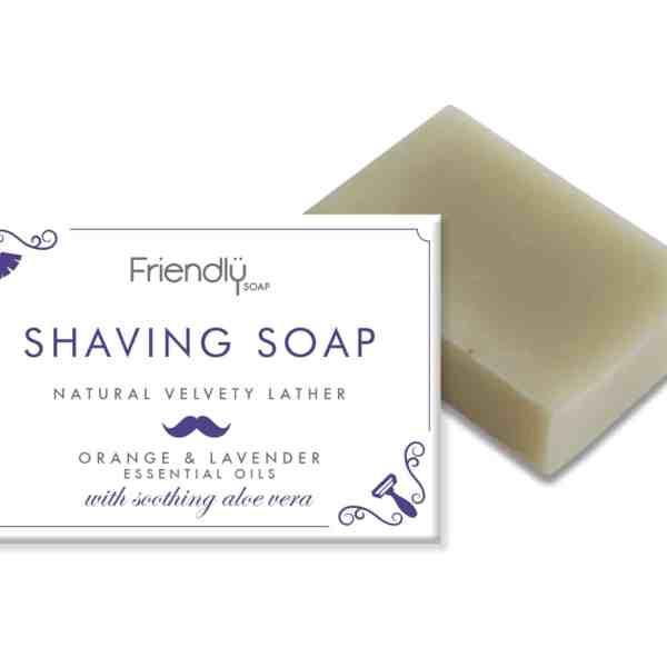 Friendly Shaving Soap