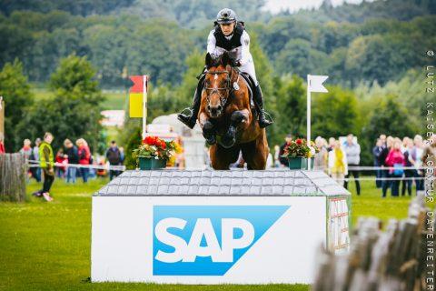 CHIO Aachen 2016 / CICO3* Horseware Hale Bob OLD Ingrid KLIMKE (GER)  Informationen:  ©AGENTUR datenreiter, Nadine & Lutz Kaiser  Triefenbergweg 2a  65388 Schlangenbad