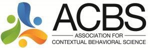 ACBS - Association for Contextual Behavioral Science
