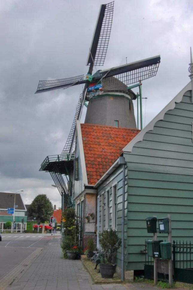 Zaanse Schans - The Windmill City   IngridZenMoments