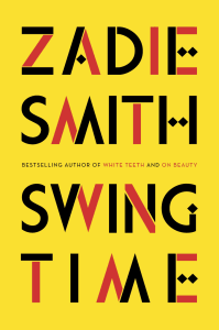 What books to read on vacation - Zadie Smith Swing Time | IngridZenMoments