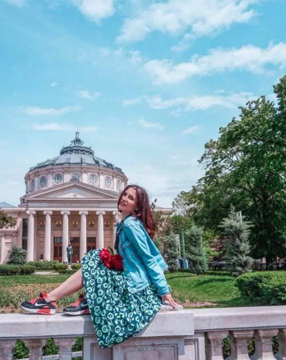 Most Instagram perfect spots in Bucharest