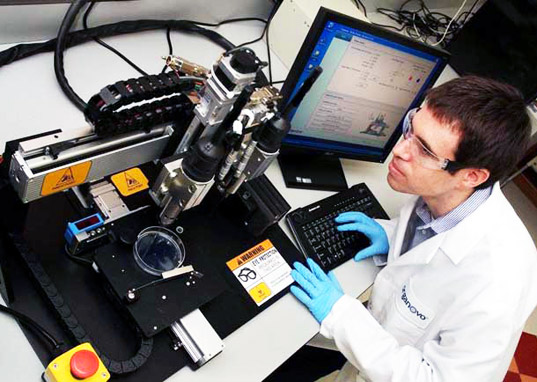 Organovo NovoGen, 3d body part printer, green design, sustainable design, biotech, 3d organ printer, green technology, medicine, biology, growing body parts