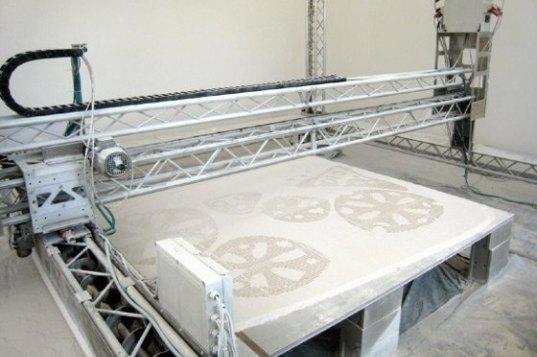 3D Building Printer