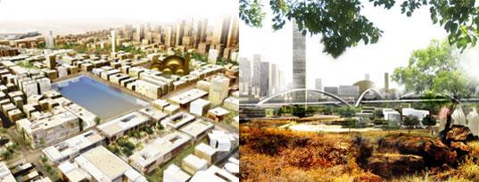 Ras Al Khaimah, Gateway City, Masdar, United Arab Emirates, Gateway City, supercity, supercities, Ras Al Khaimah's Eco City to rival Masdar, Eco city in UAE, Ras Al Khaimah development, middle east eco city, arab eco city, sustainable urban design