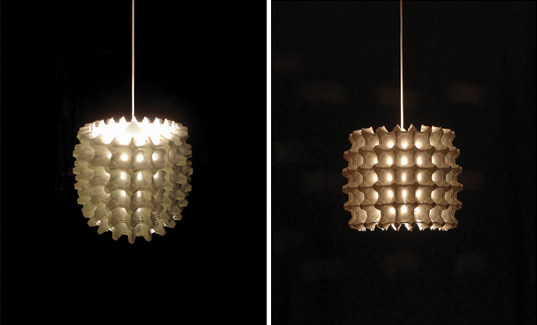 The Estate of Things chooses Egg Crate Lighthing Fixture
