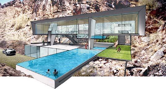 Diller Scofidio + Renfro: Eco-House, house, eco, sustainable