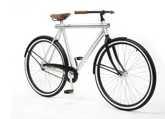 Moof Solar Bicycle