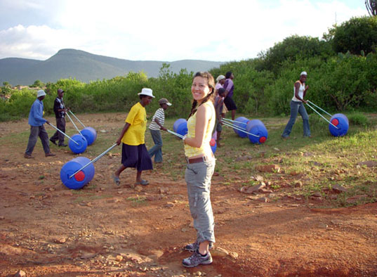 Project H Design, Emily Pilloton, South Africa, Hippo Rollers, water transport, sustainable livelihood, humanitarian projects, design can change the world, projecth1.jpg