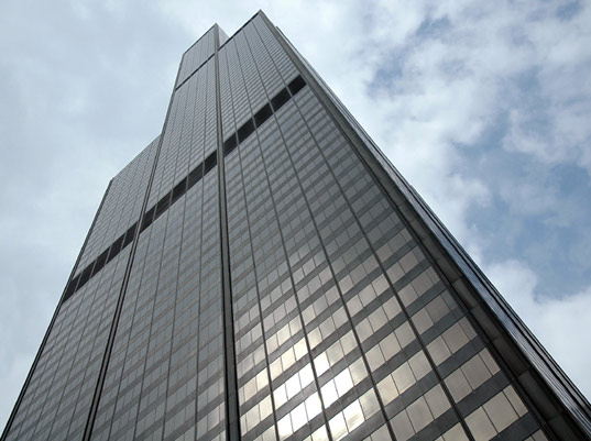 sears tower, eco retrofit, renovation, upgrade, energy efficiency, upgrade, Chicago