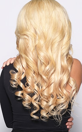 Beautiful Blonde Remy Hair Supper Long Lasting Blonde