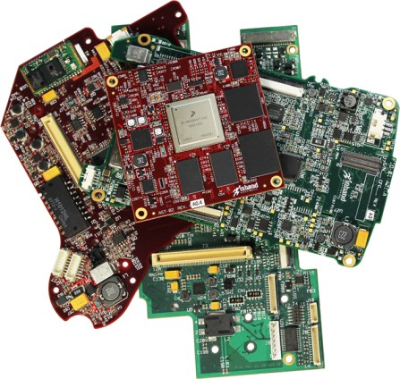 Custom Freescale i.MX 6 SBC
