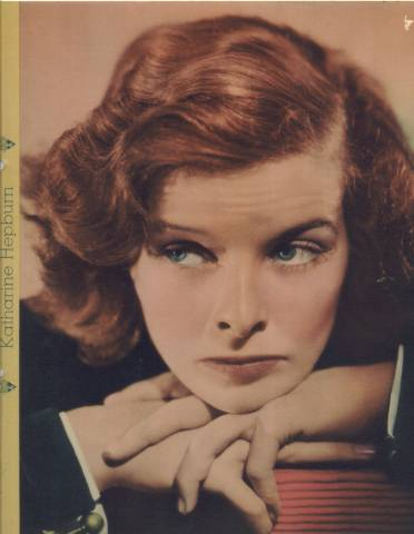 1935 Katharine Hepburn Dixie Premium Photo